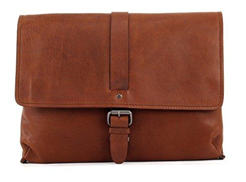 Strellson Harper Aktentasche Leder 33 cm brown