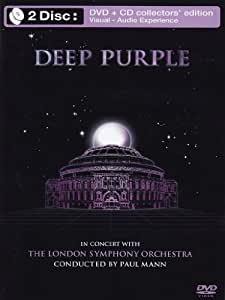 Deep Purple - in Concert (With CD) [(+CD)] [Import anglais]
