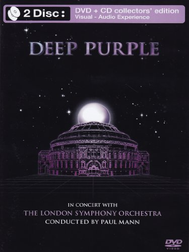 Deep Purple - In concert with the London Symphony Orchestra (+CD)
