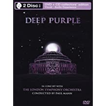 Deep Purple In Concert - With The London Symphony Orchestra
