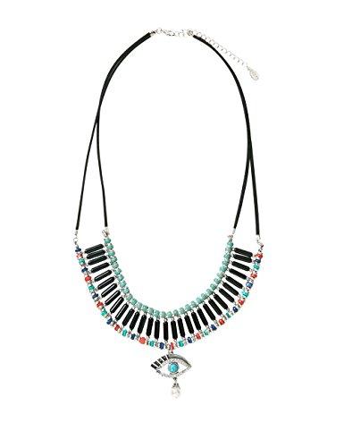 Desigual Damen-Kragen Halskette - 18SAGO201002U Preisvergleich