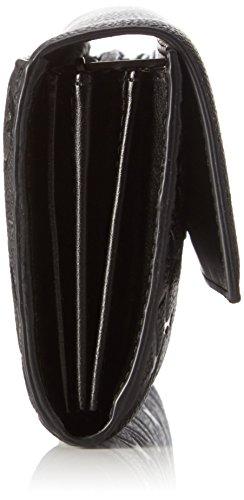 Calvin Klein MISH4 Large Trifold, Sacchetto Donna, Nero (Black), 14x3x22 cm (b x h x t) Nero (Black)