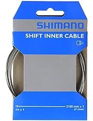 Shimano Boîte de càble avec étalons internes 1,2 X 2100 bouchons Càble dérailleur vélo