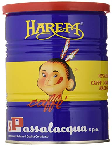 Passalacqua Harem - 4 pezzi da 250 g