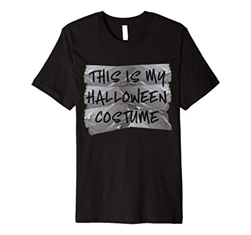 This Is My Halloween-Kostüm Funny Redneck Panzerband T Shirt