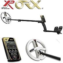Detector de metales XP ORX con plato concéntrico de alta frecuencia ...