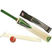 M.Y Twenty20 - Juego de críquet con Bolsa de Transporte, Madera 5