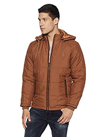 Qube By Fort Collins Men's Quilted Jacket