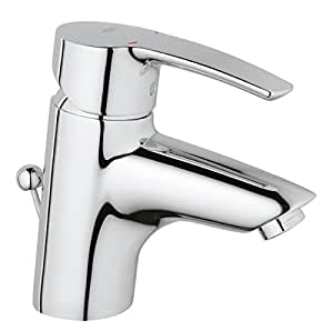 Grohe Mitigeur Lavabo Eurostyle 33558000 (Import Allemagne)