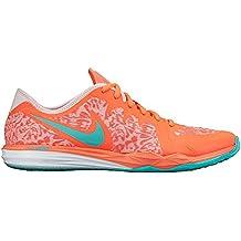 competitive price 3b2c7 92519 NIKE | Dual Fusion TR3 Print Fitness Zapatillas para Mujer | Naranja  Naranja Naranja Talla: