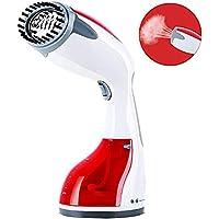 Défroisseur vapeur Mini Garment Steamer défroisseur de voyage Vertical 1200 W - HJ-3000 rouge