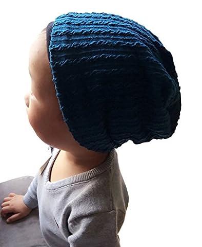 Bébé Slouchy Knit Beanie Cap–tininna Cool Trendy fille/garçon enfant hiver chaud chapeau