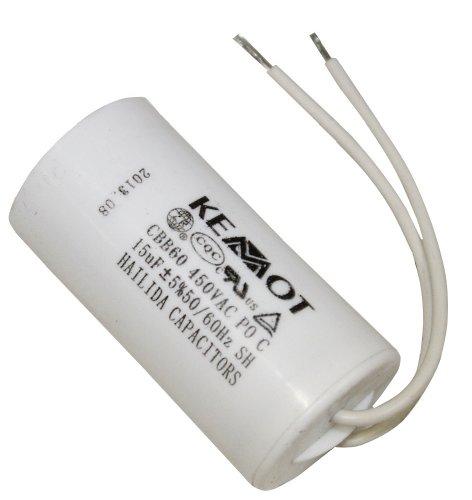 Aerzetix - Kondensator 15µF 450V