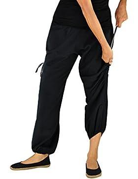 virblatt Pantalones cagados mujer cargo - Praktisch