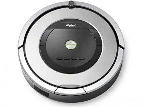 iRobot Roomba 860–Programmierbarer Roboter Staubsauger mit Technologie AeroForce inkl. einer Virtual Wall)