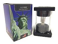 2 x Solotrekk UK to USA/America Travel Plug Adapters