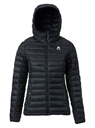 Burton Damen Evergreen Synthetic Hooded Insulator Funktionsjacke, True Black, M