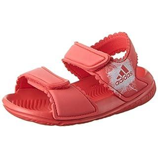 best sneakers 37751 e0471 Adidas Unisex Baby Altaswim G I Sandalen, Pink (CorpnkFtwwhtFtwwht Ba7868)