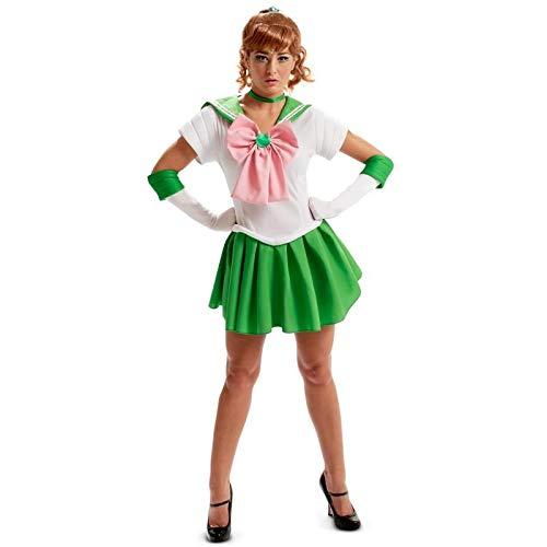 Sailor Moon Sailor Jupiter Adult Costume Halloween Size: Small (japan ()