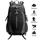 Best Camel Pack Backpack Women - CAMEL CROWN Hiking Backpack Lightweight Travel Packable Durable Review