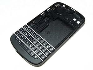Shop92 New Full Housing Panel for Blackberry Q10 - Fitting Guarantee - Black