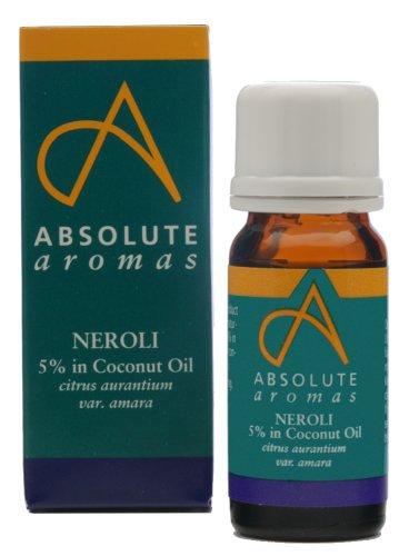 Absoluta Aromas Aceite Esencial Neroli 5% luz Coco