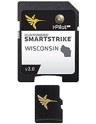 Humminbird 600041-2 SmartStrike Wisconsin Map Card by Humminbird
