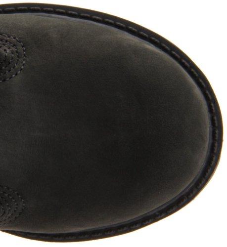 Timberland 6 In Classic Boot FTC_6 In Premium WP Boot 14749, Unisex-Kinder Stiefel Schwarz (Black Nubuck)