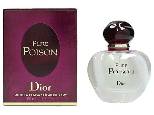 Dior Pure Poison femme/woman, Eau de Parfum, Vaporisateur/Spray, 50 ml
