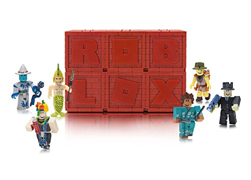 Roblox Mystery Figures, Serie 4