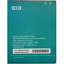 Bateria original para Elephone P7000. 3450mAh bateríal Li-ion 3,8V envio españa