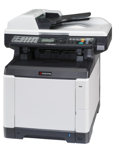 Kyocera Ecosys M6026cdn A4 Farbmultifunktionssystem weiß -