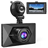 Best Car Camera Wifis - Crosstour Dash Cam 1080P FHD Mini In Car Review