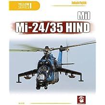 MIL Mi-24/35 Hind (Yellow)