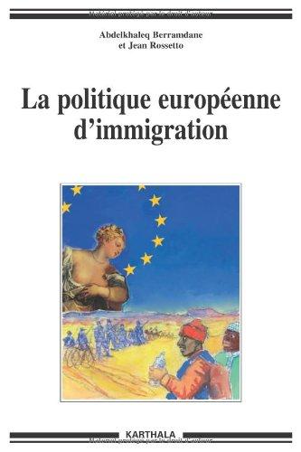 La politique européenne d'immigration