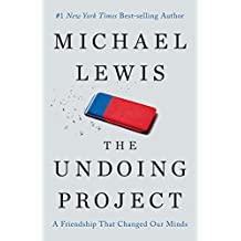 UNDOING PROJECT (Thorndike Press Large Print Popular and Narrative Nonfiction Series)