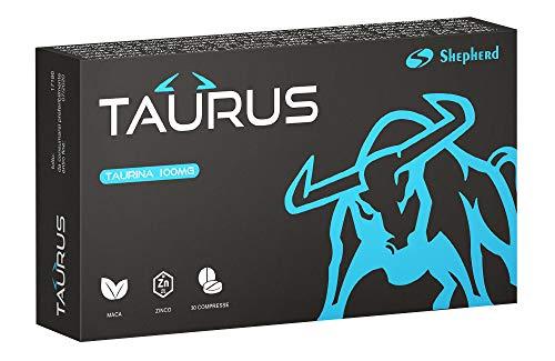 Taurus 100mg 30 Kompressen | Sofortige Wirkung, Maximale Dauer, Ohne Gegenanzeigen, 100% Natürlich -