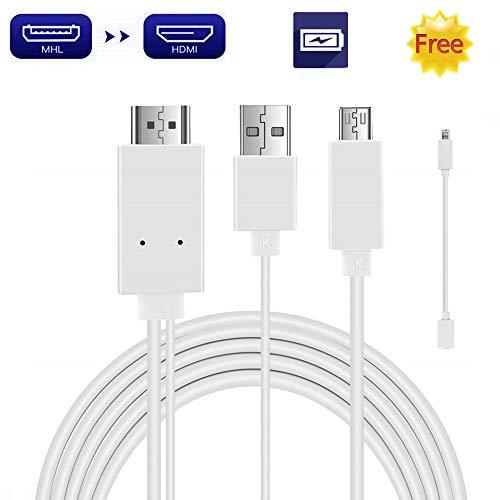 Micro USB HDMI, MHL HDMI, convertidor Micro USB HDMI