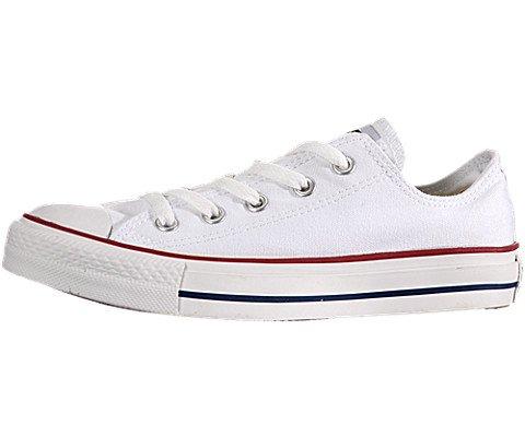Converse - Sneaker Ctas Mono Ox, bianco (white mono),...