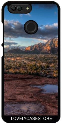 Hülle für Huawei Nova 2 - Grand Canyon Wüste USA USA Arid Cactus Sonnenuntergang