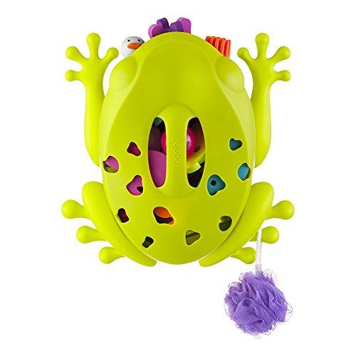 Boon B10087 - Aufbewahrung für Badespielzeug Frosch, klein