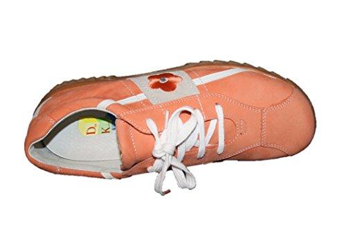 Le petit muck sammy-max-chaussures, chaussures pour enfants Orange - Orange