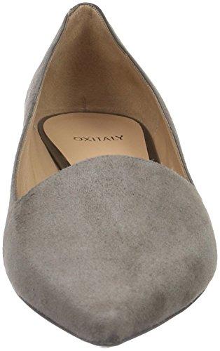 OxitalySANDRA 02 - Scarpe con Tacco Donna Braun (donkey)