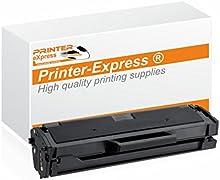 Tóner XXL equivalente a Samsung MLT-D111S DE Printer Express, MLT-D111S, 111S, MLTD111S (50% más de capacidad.) Para Samsung Xpress M2020, M2020W, M2022, M2022W, M2070Impresora Negro-Chips..