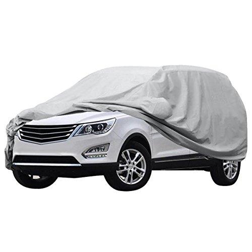 Audew Funda Para Coche Cubierta SUV Impermeable Universal 5,3X2,0X1,8MT