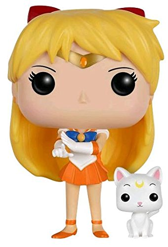 Funko Pop Venus y Artemis (Sailor Moon 94) Funko Pop Sailor Moon