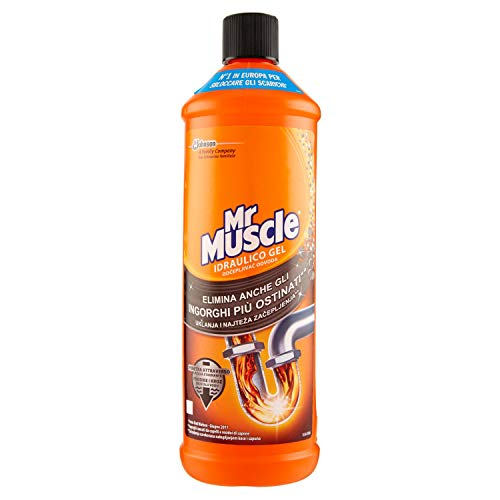 Mr Muscle Idraulico Gel 3in1 - 1000 ml