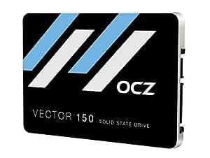 OCZ VTR150-25SAT3-120G interne SSD 120GB (6,4 cm (2,5 Zoll), SATA III) silber
