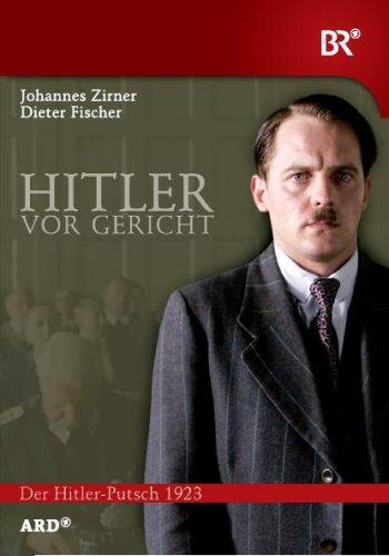 Hitler vor Gericht - Der Hitler-Putsch 1923 (Gericht Dvd)