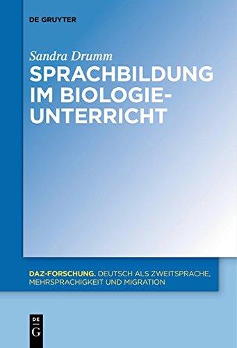 Sprachbildung im Biologieunterricht (DaZ-Forschung [DaZ-For])